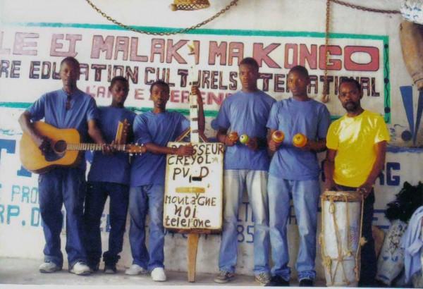 Malaki ma Kongo Haiti