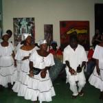 Elien Isac et CECILE - Haiti