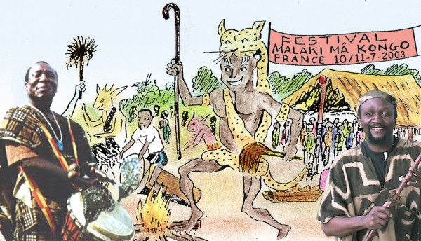Malaki ma Kongo: the village festival