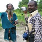 Masengo et père Jah