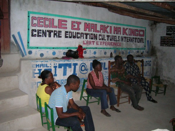 CECILE Malaki ma Kongo Haiti