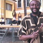 Malaki ma Kongo à Bassano Italie -  2002