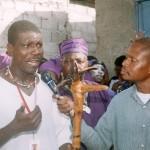 Elien Isac - pres. Malaki ma Kongo Haiti