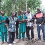 Famille Jah et Malaki ma Kongo