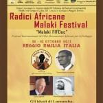 Malaki Radici Africane - Reggio Emilia
