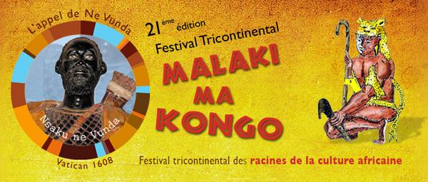 Festival Malaki ma Kongo 2012