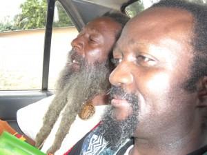Pélerinage au Cœur de l´Afrique 1ère Edition 2008, étape de Cotonou (En compagnie de Père Jah)