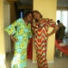 Mama Ndezi and mama Carol