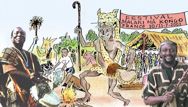 Malaki ma Kongo: la fête du village