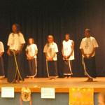 """The Box of Pharaons renewed"" performed by Malaki ma Kongo France"