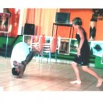 2003 - capoeira à Malaki ma Kongo France