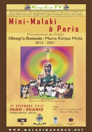à Paris le 17 décembre 2011