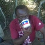 Du café x Masengo avant de retourner au Congo