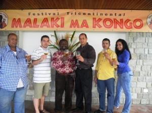 2ème Centre Culturel MALAKI MA KONGO en Amérique, à Caracas instauré par l'ACTB de Ralph Alpizar