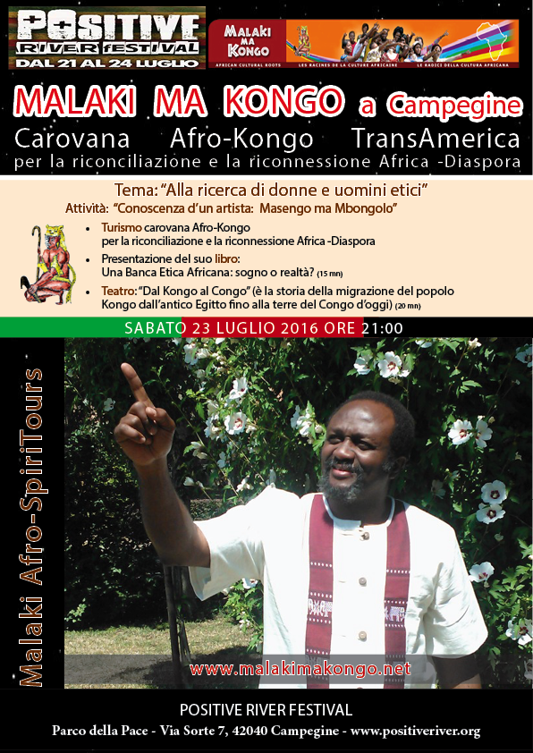 Malaki ma Kongo a Campegine-fin
